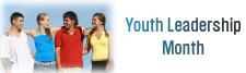 Youth Leadership Month