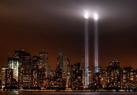 9/11 Funds Header Image