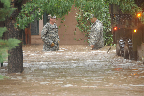 Colorado Floods: How To Help