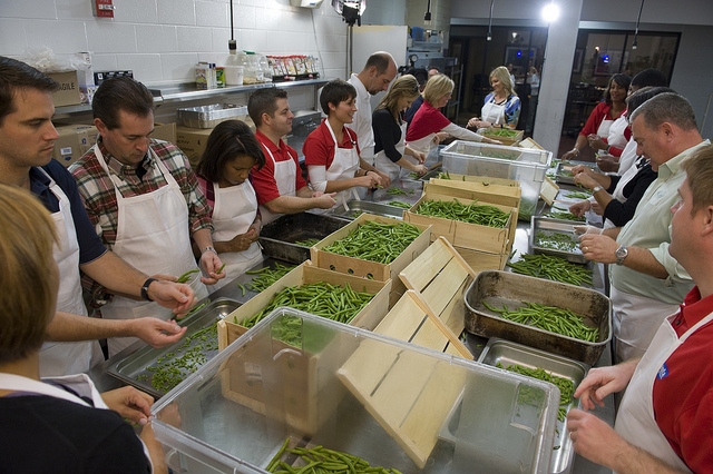 Sharing Your Bounty: Providing Holiday Meals to the Less Fortunate