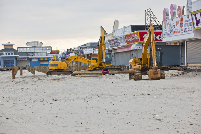 Superstorm Sandy: A Year Later