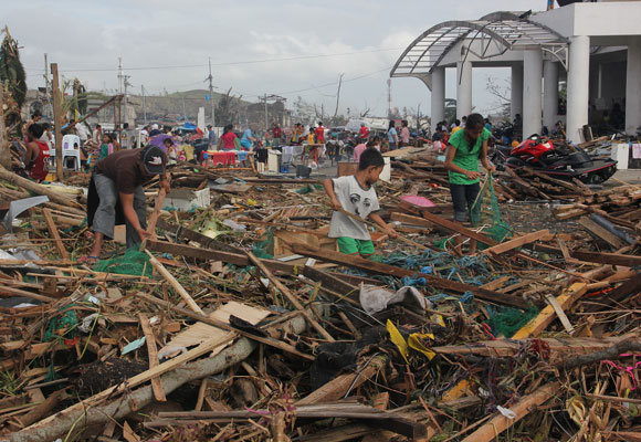 Super Typhoon Haiyan Disaster Relief
