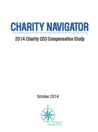 Charity Navigator 2016 CEO Compensation Study