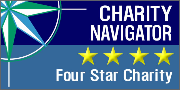 JA of Wisconsin was rated at 4 of 5 stars by Charity Navigator