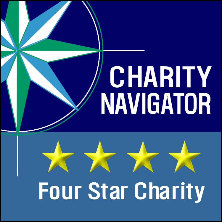 "Ari Earns ""4-Stars"" - Charity Navigator 